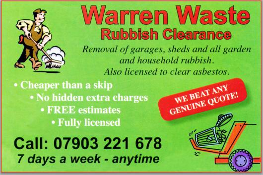 Warren Waste