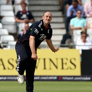 James Tredwell (pictured) has hailed England spin rival Graeme Swann