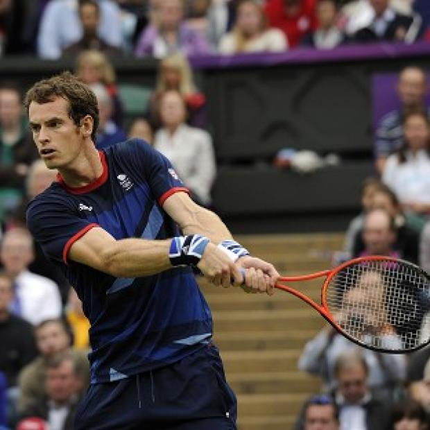 Andy Murray has booked his place in the quarter-finals