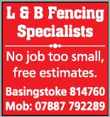 A L & B Fencing Specialists