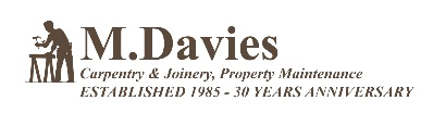 M. Davies Carpentry & Joinery