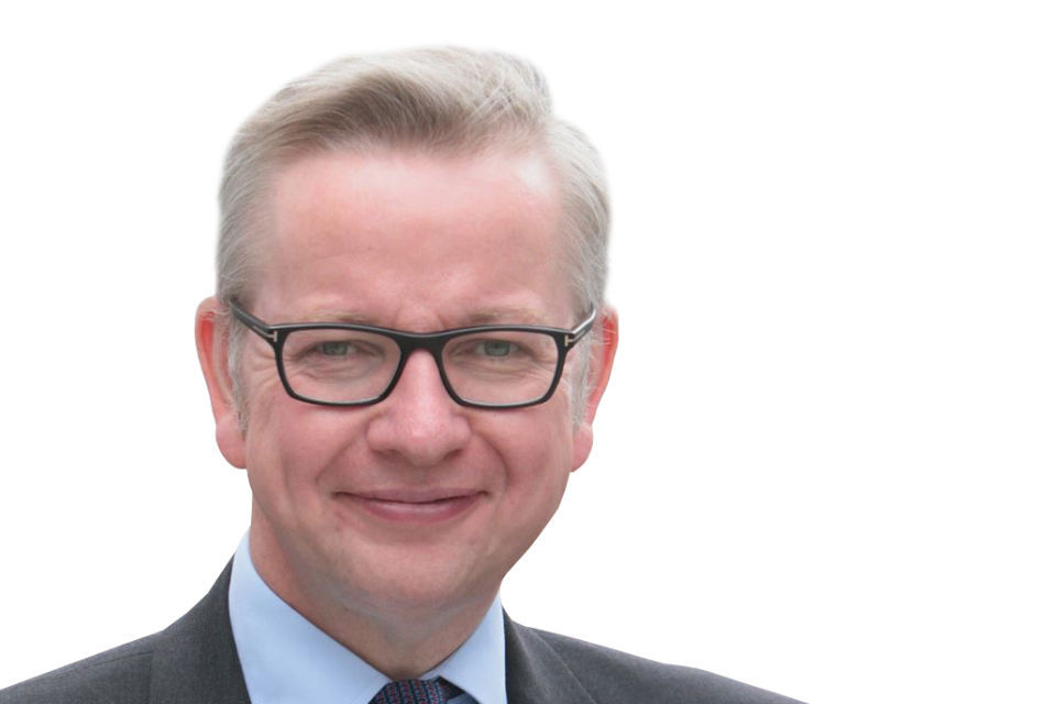 Michael Gove has set out his vision for farming