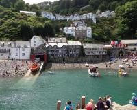 Clovelly Maritime Festival, in aid of Bideford & District Sea Cadets