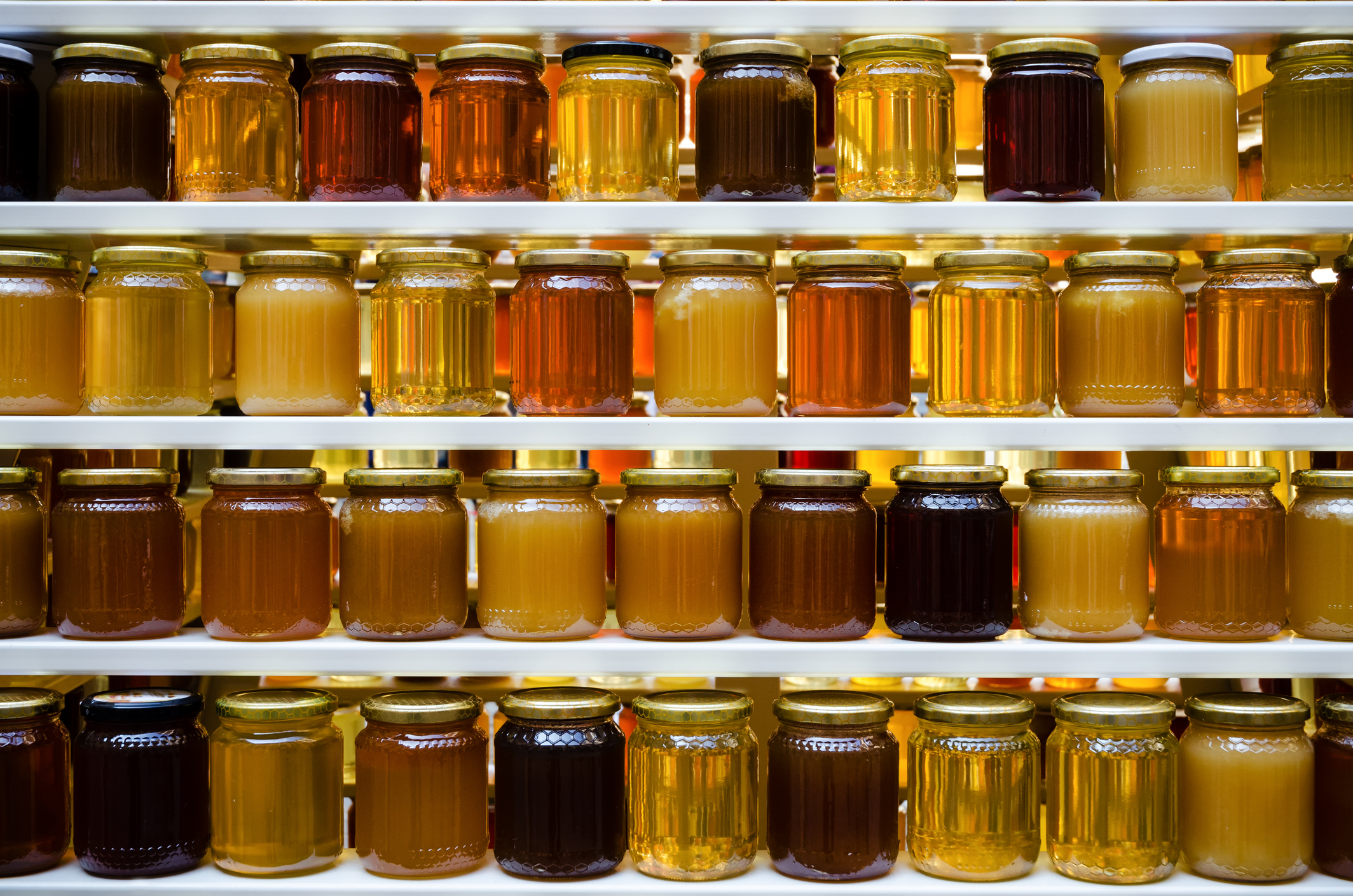 How best to sell honey and other produce at the smallholding gate