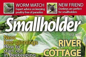 The September issue is out now full of info on what to sow, grow and enjoy on the smallholding, allotment and garden. Head gardener of River Cottage shares his autumn tips, there's advice on how to run courses, the Dorking, cooking with trout and more.
