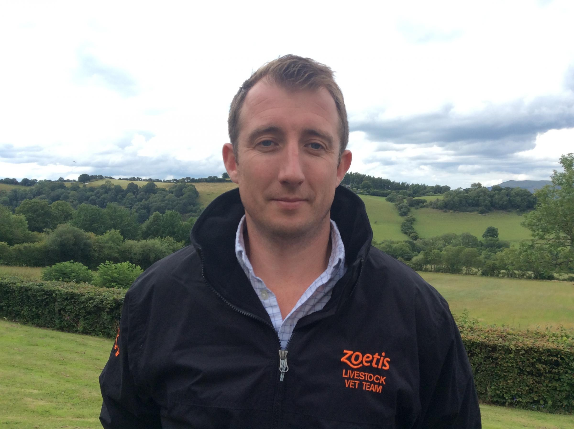 Zoetis National Veterinary Manager Dr Dave Armstrong