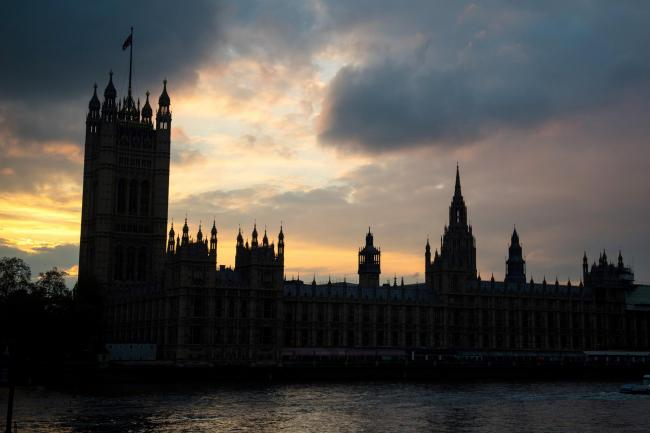 The Houses of Parliament, as candidates need at least 17 votes to go through to the second round
