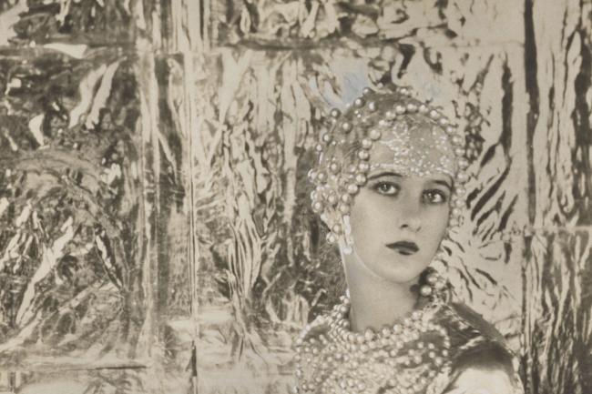 Baba Beaton as Heloise in Great Lovers Pageant' by Cecil Beaton, 1925